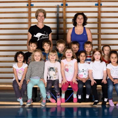 Gym Enfants – Mini-mixte